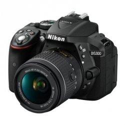 Nikon D5300 Kit black + AF-P 18-55 VR