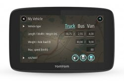 TomTom Go 520 Professional