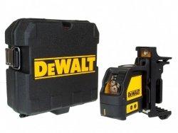 Dewalt DW088K-XJ Laser Krzyżowy samoustalający z walizką