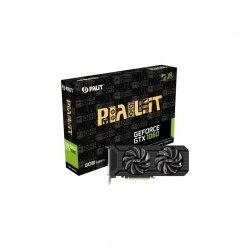 Palit GeForce GTX 1060 DUAL, HDMI, 3x DisplayPort, DVI-D
