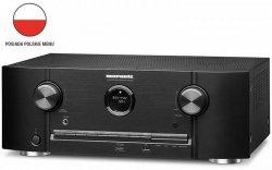 Marantz SR5011 7.2 AV (180W/Kanal, HDMI 7+1/2, Dolby Atmos, DTS:X, WiFi, Bluetooth, Airplay)