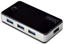 Digitus 4-Port USB 3.0 Hub