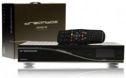 Dream Multimedia DM 7020 HD V2 1GB PVR S2/C/T black