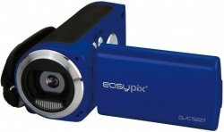 Easypix DVC5227 Flash blue