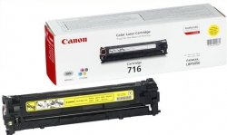 Canon Toner Cartridge 716 Y zolty