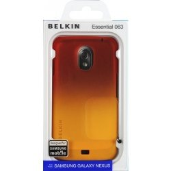 Etui Belkin Shield Micra Fade do Samsung Galaxy Nexus orange