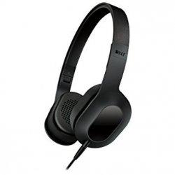 KEF M400 czarne Słuchawki nauszne Deep Black