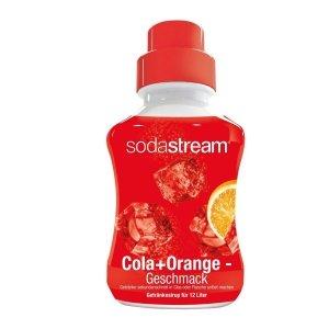 SYROP COCA-COLA Orange Koncentrat SodaStream 500ml