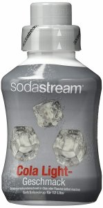 SYROP COCA-COLA LIGHT Koncentrat SodaStream 500ml