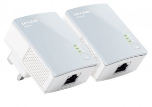 TP-LINK Power-LAN TL-PA411 KIT (TL-PA411 KIT)