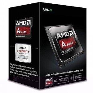 AMD A8-6600K  Richland, Black Edition