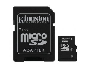 Kingston microSDHC Card