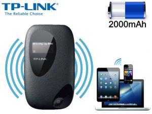 TP-LINK M5350 Router WiFi z Modemem 3G i Baterią