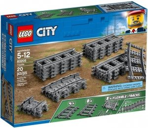 LEGO City 60205 Tracks