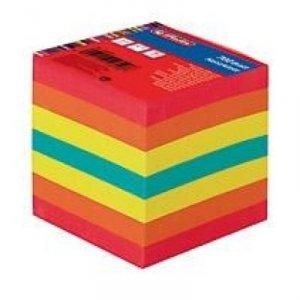 Herlitz Notes 9x9cm 700 szt kolorowych klejonych