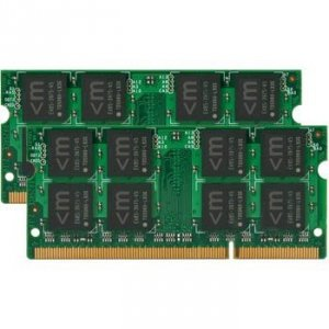 Mushkin So-Dimm 16 Gb Ddr3-1333 Kit 977020A, Apple-Serie