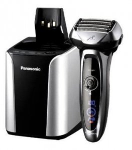 Panasonic ES LV 95 S803 ze stacją na sucho i mokro