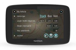 TomTom Go 520 Professional