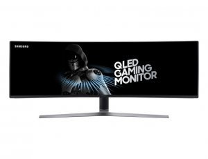 Samsung LC49HG90DMU 124cm 49'' 4K Ultra HD LED Gaming-Monitor EEK:B