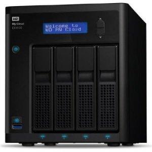 Western Digital 24TB My Cloud EX4100, NAS