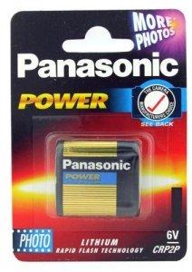 1 Panasonic Photo CR-P 2 P