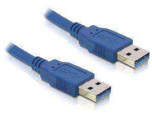 Delock Kabel USB 3.0 wtyczka A -> wtyczka A 1m