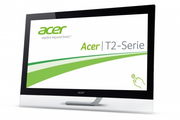 Acer T272HULbmidpcz 69 cm (27'') Multi-Touch-LED-Monitor  DVI HDMI