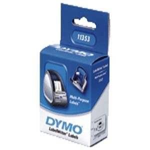 Dymo Multipurpose Labels 25 x 13 mm biały 1000 pcs. 11353