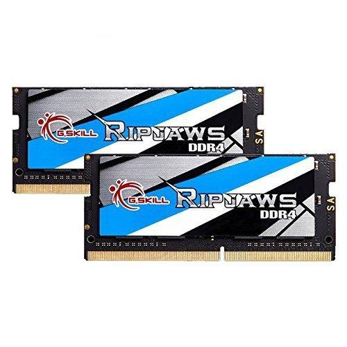 G.Skill SO-DIMM 32GB DDR4-2133 Kit, F4-2133C15D-32GRS