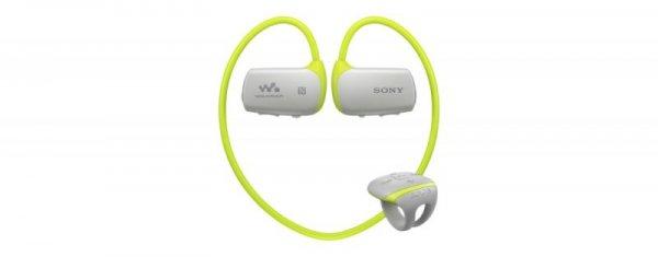 Sony Walkman NWZ-WS 613 MP3 Player zielony