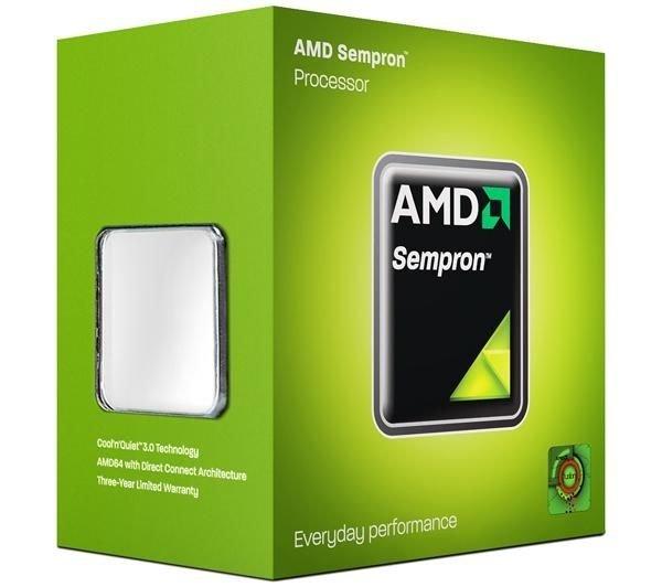 """AMD sempron 145 opga, """"sargas"""" BOX"""