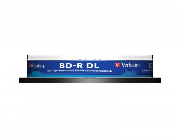 Verbatim BD-R 50 GB 6x, 10 szt.