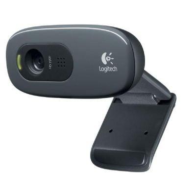 Logitech HD Webcam C270 czarny