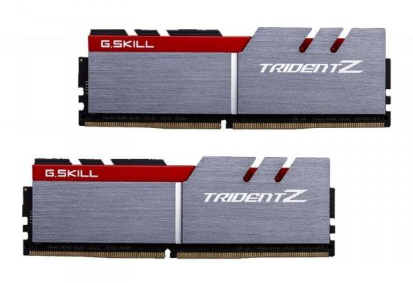 G.Skill 16 GB DDR4-3200 Kit, F4-3200C15D-16GTZ, Trident Z