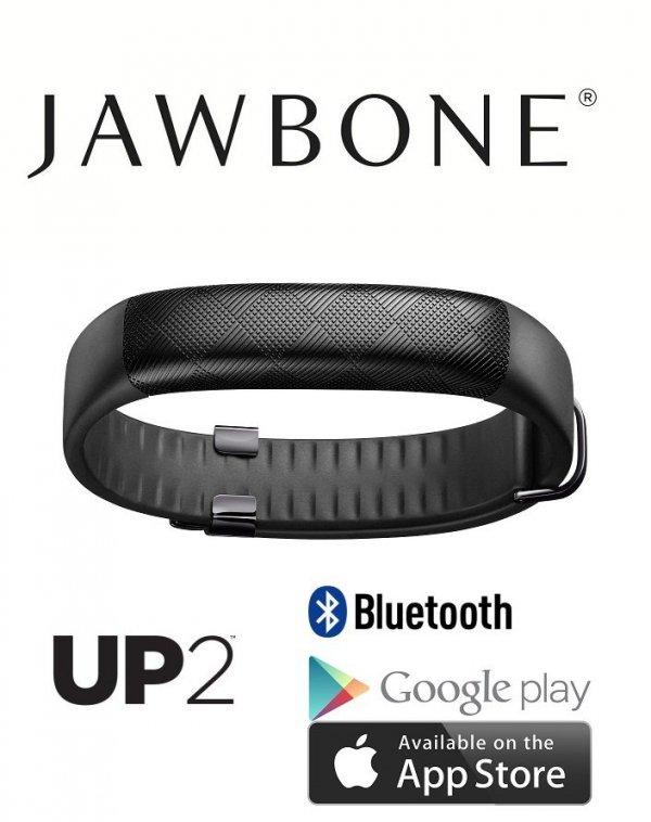 Jawbone UP2 Black Diamond