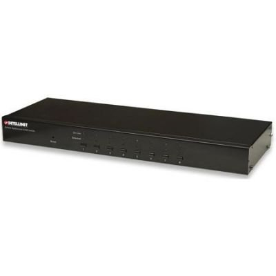 KVM Switch Intellinet PS2+Combo USB  8-Port Rackmount    sw retail