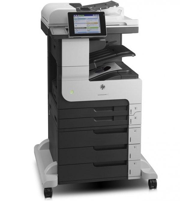 HP LaserJet Enterprise 700 MFP M725z (CF068A) - USB - LAN - Skaner - Ksero - Fax