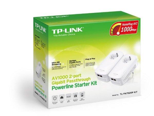 TP-LINK TL-PA7020P KIT, PowerLAN , 2x Adapter