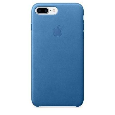 Apple iPhone 7 Plus Leather Case Sea Blue