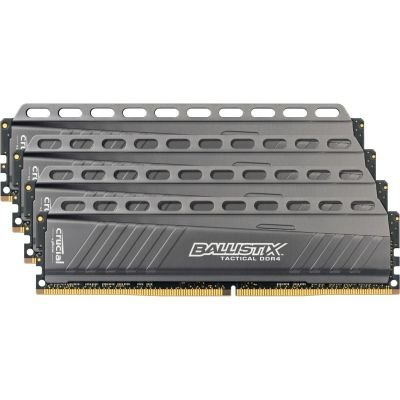Ballistix Tactical 32GB Kit DDR4 8GBx4  3000 MT/s DIMM 288pin