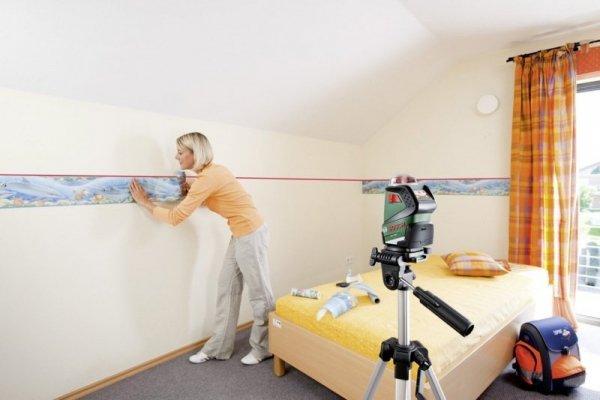 Bosch Laser płaszczyznowy 360 stopni PLL360 zielony