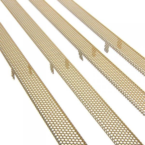 BitFenix Mesh-Stripes do Shinobi XL - żółte