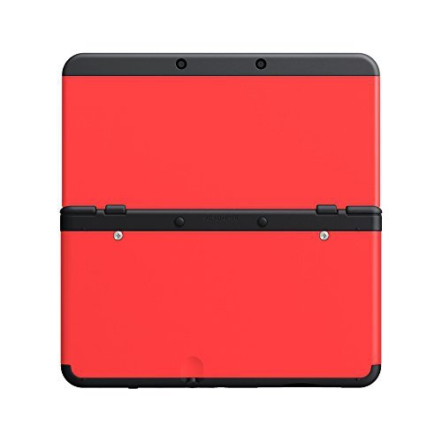 Nintendo New 3DS Cover Plate red 018