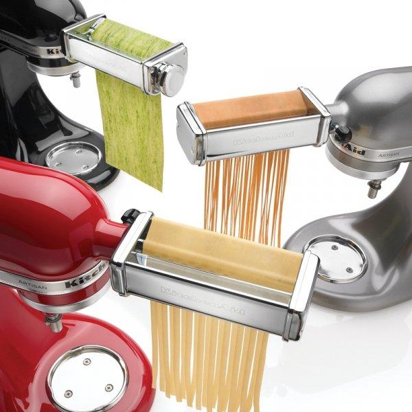 KitchenAid 5KSMPRA- 3 częściowy zestaw do makaronu