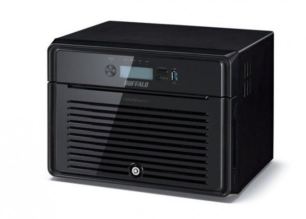 Buffalo TeraStation 5800WDR 8x6TB 2GBLAN, NAS 8 HDD-Slots