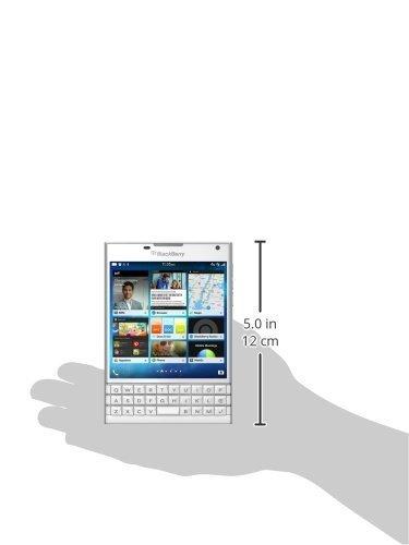 BlackBerry Passport 32 GB,  biały biały BlackBerry 10 OS