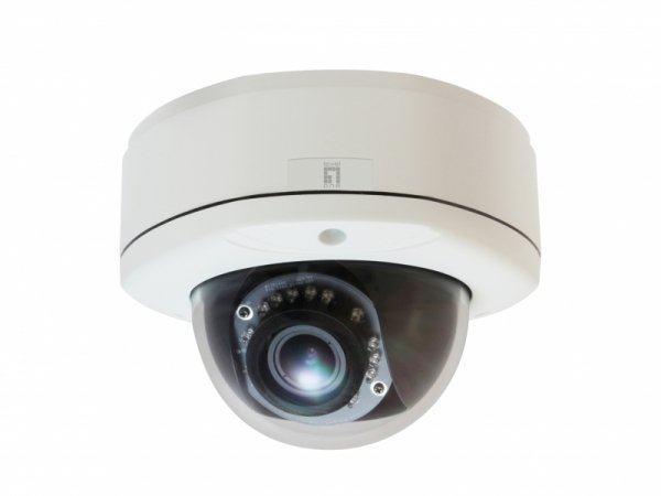 Level One FCS-3082 Dome 3MP/D&N/PoE/IR/Outdoor