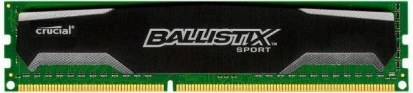 Crucial Ballistix Sport LT 4GB DDR4 2400 MT/s DIMM 288pin