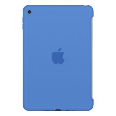 Apple iPad mini 4 Silicone Case Royal Blue MM3M2ZM/A