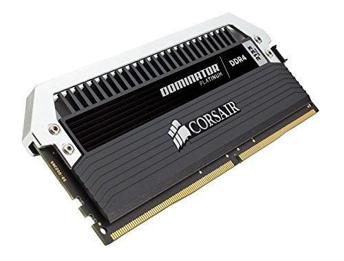 Corsair DDR4 - 16GB 2133-10 - Quad - Dominator Platinum